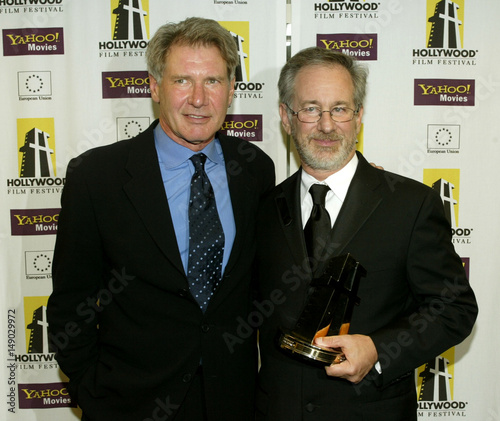 Steven Spielberg At Hollywood Film Festival Gala Buy This Stock