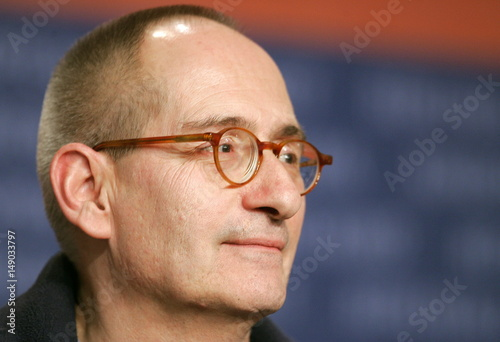 German Director Dominik Graf Attends A News Conference To