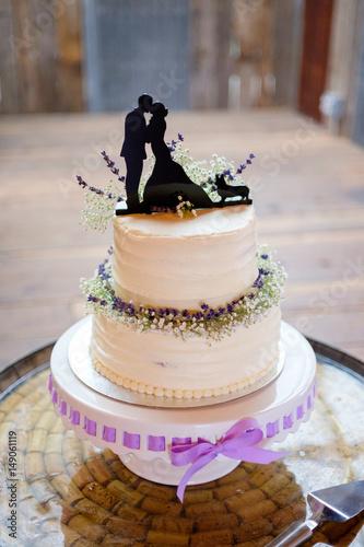 Zdjęcie XXL Corgi Wedding Cake Topper
