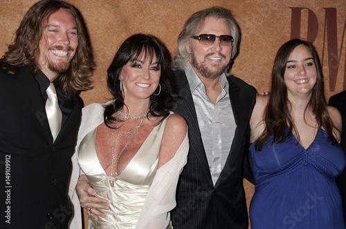 Barry Gibb in the now lyrics