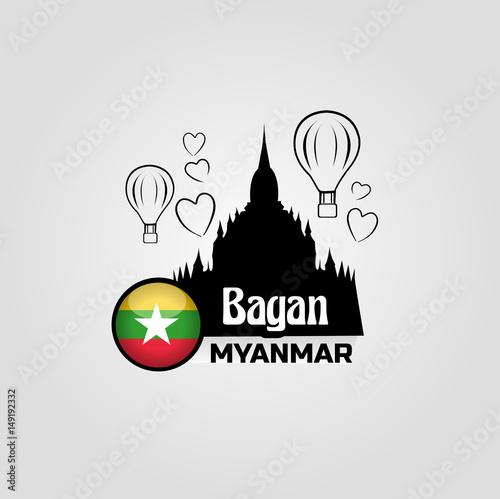 фотография  Bagan, Myanmar
