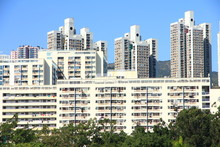 Sha Tin New Town, Hong Kong