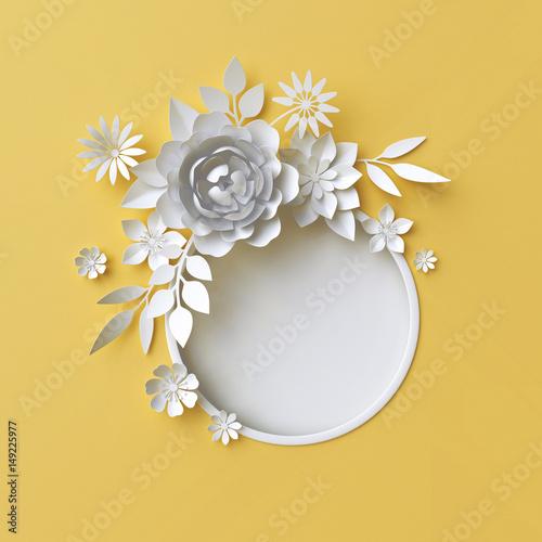3d Render Digital Illustration Digital Illustration White