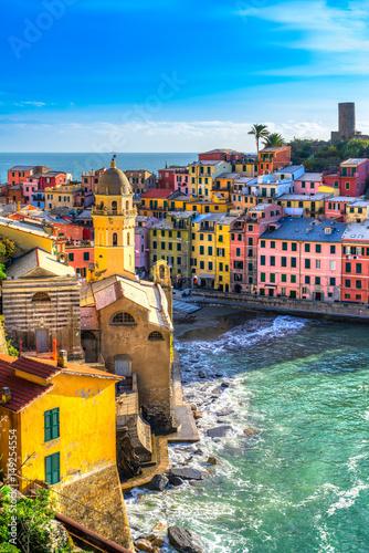 Fotografie, Obraz  Vernazza, Cinque Terre National Park, Liguria, Italy