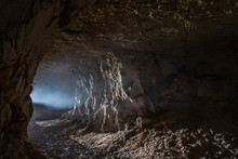 A Ray Of Light In The Cave