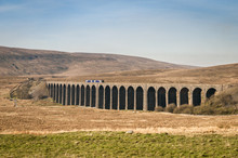 Ribblehead Viaduct In Rbblesda...