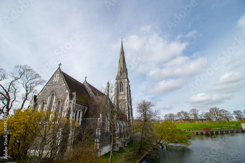 Photo  The beautiful St
