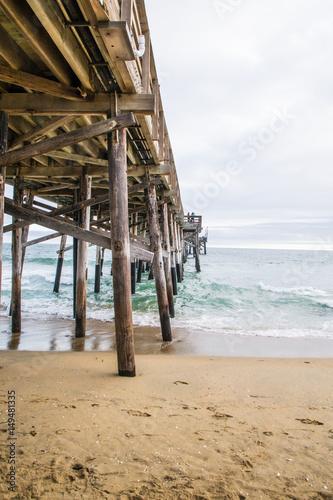 Newport Beach, Orange County in Southern California