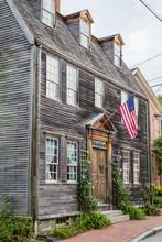 Historic New England Style Hom...