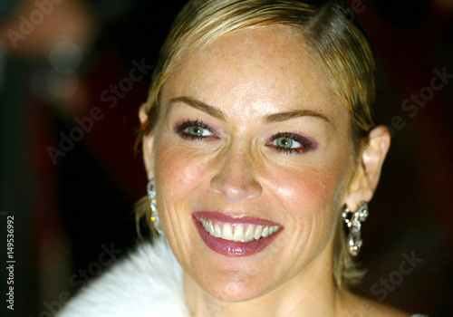 Actress Sharon Stone Of The Us Arrives At The European Premiere Of