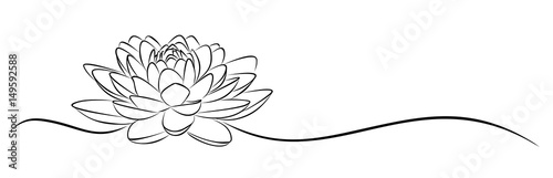 Photographie  lotus Sketch.