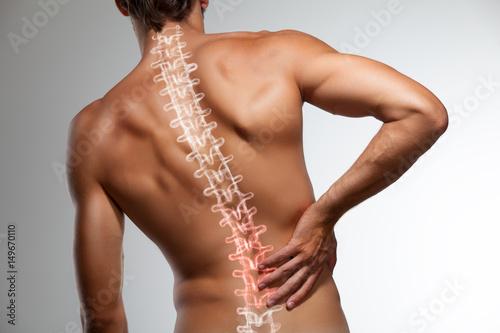 Fotografía  Back pain