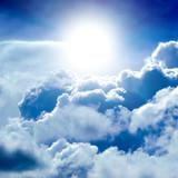 Chmury i błękitne niebo - 149722192