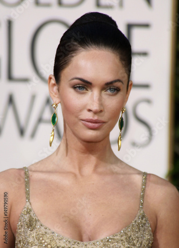 a155e5f53 Actress Megan Fox arrives at the 66th annual Golden Globe awards in Beverly  Hills