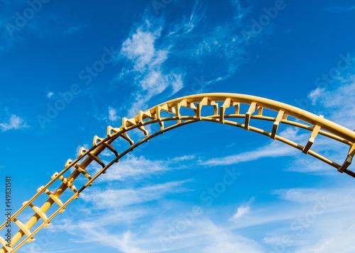 Zdjęcie XXL Ścieżka nieba