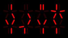 Predator Countdown, Digital Cl...
