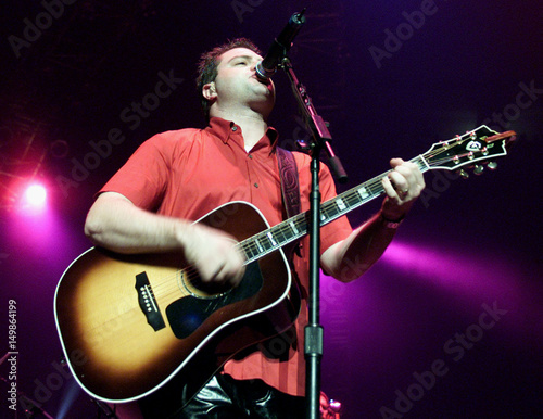 Steven Page of the Canadian band