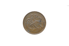 An Irish Coin Of Two Pence Fro...