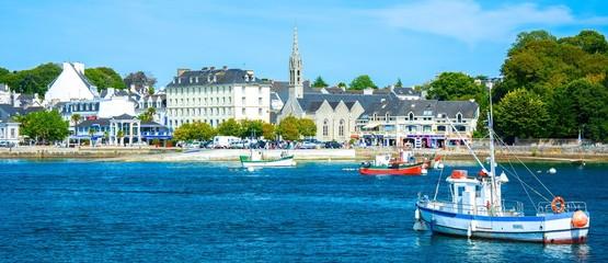 Port en Bretagne, France