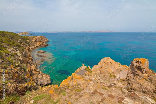 Foto op Canvas Zuid Afrika Coast of Sardinia - Vacation in Italy