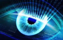 The Scanning System Of The Retina, Biometric Digital Security Devices, Access