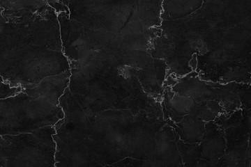 Czarny marmur wzorzyste tekstura tło. marmur z Tajlandii, streszczenie naturalny marmur czarno-biały do projektowania.