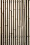 竹のフェンス 背景(縦位置)