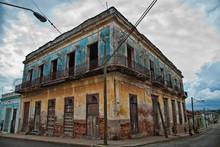 Abandoned Building, Cienfuegos, Cuba