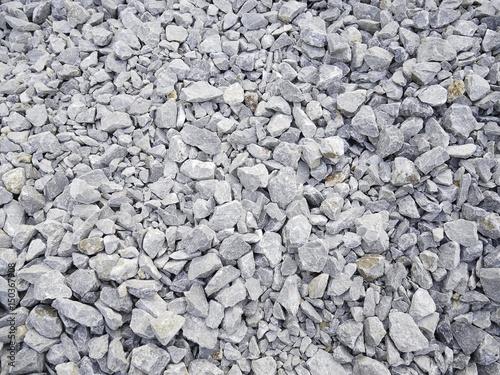 Photo closeup Blue stones background