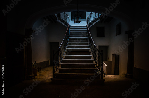 Photo Stands Stairs Stairs