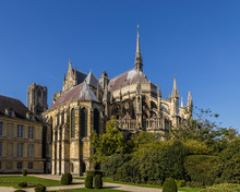 Cathedral Notre Dame Reims Fra...
