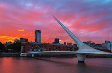 The District Of Puerto Madero ...