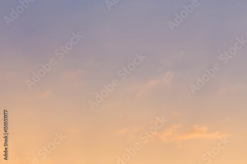 Fototapeta beautiful sky obraz na płótnie