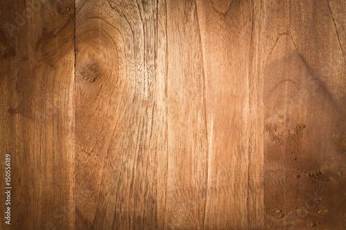 Papiers peints Bois Old grunge dark textured wood background
