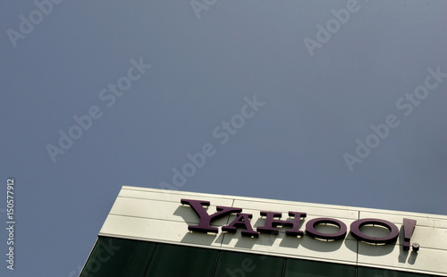 The headquarters of Yahoo Inc  is shown in Sunnyvale - Buy