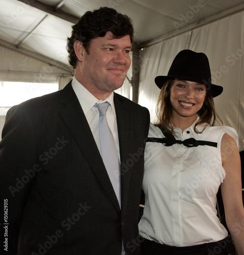 James packer wife erica baxter