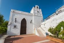 Historic Architecture In Maro Near Nerja,Spain