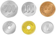 硬貨 並列セット