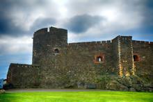 Medieval Castle, Carrickfergus, Northern Ireland