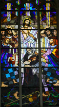 Stained Glass - Parable Of The Prodigal Son