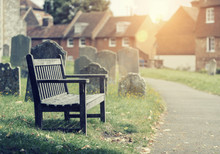 Seat In Graveyard