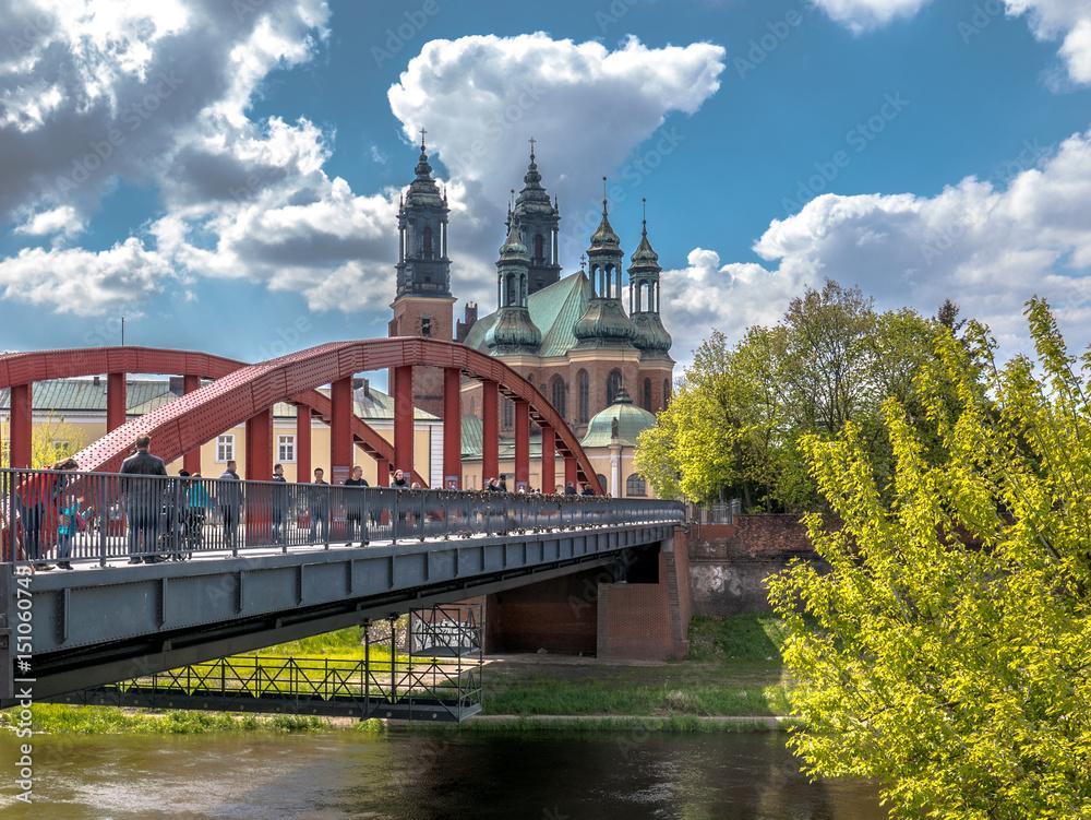 Poznań, Ostów Tumski <span>plik: #151060745 | autor: Janusz</span>