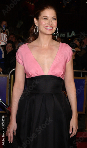 The Wedding Date Cast.Cast Member Debra Messing Arrives For Premiere Of The Wedding Date