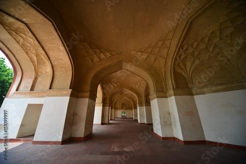 Fotografía  Tumba de Akbar El Grande