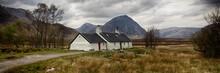 Cottage Near Ben Nevis, Scotland