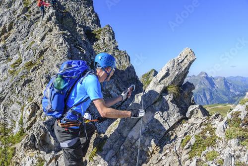 Klettersteig Vorarlberg : Klettersteig känzele urlaub am bodensee bregenz dornbirn