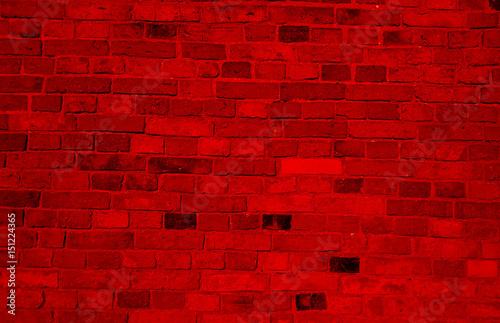 Fototapeta premium cegła, mur, ceglany, czerwony