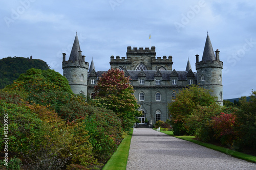Clan Campbell's Duke of Argyll's Palace Canvas Print
