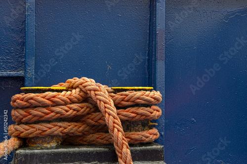 Fotografía  Orange rope
