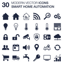 Set Of 30 Quality Icons About ...